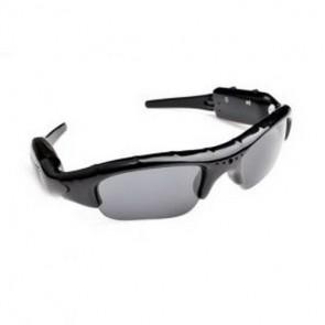 hidden Spy Sunglasses Cam - 8GB Spy Camcorder Sunglass with Micoro SD Card Slot/Hidden Camera