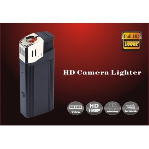 Spy Lighter Cam DVR - 720P Spy Lighter Camera ,Multi-Function Lighter with Hidden Camera Inside(Support TF Card up to 16GB)