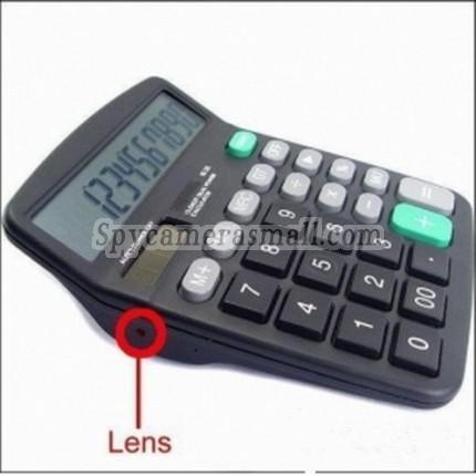 hidden Spy Calculator Camera Recorder - 8GB Calculator Camera Hidden Camera DVR