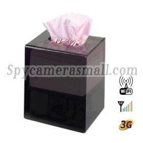 Toilet Tissue Box covert Camera - CCD 480TVL HR DVR Tissue Box Covert DVR Camera Supporting 32GB SD Card up to 64 Hours,Toilet Cam,Hidden Toilet Cam,Hidden Toilet Cams,Toilet Cams,Toilet Spy,Spy Toilet,Hidden Camera in Toilet,Hidden Cam Toilet,Hidden Cam