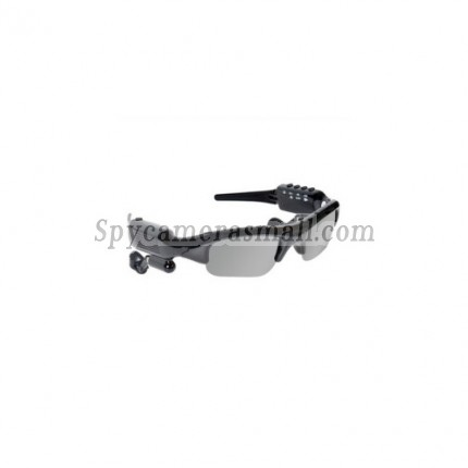 hidden Spy Sunglasses Cameras - Spy Sunglasses Camera with MP3 Player + Bluetooth (8GB)