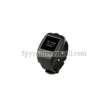 Hidden Spy Watch with 1.5 Inch TFT Screen and Speaker
