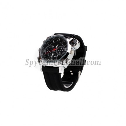 hidden Spy Watch Cameras - HD Waterproof Fashion Design Spy Watch (4GB)