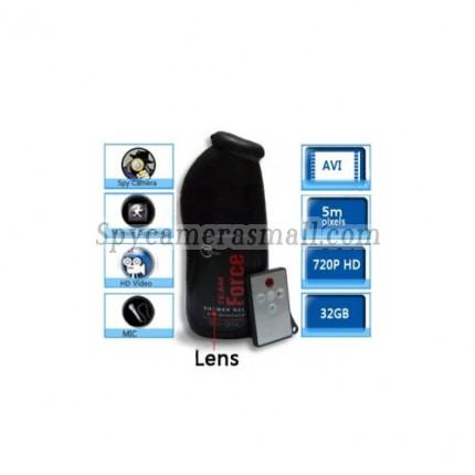 bathroom spy cameras - 32GB Men's Shower Gel Bathroom Spy Camera Motion Detection Spy Camera 720P DVR Remote Control