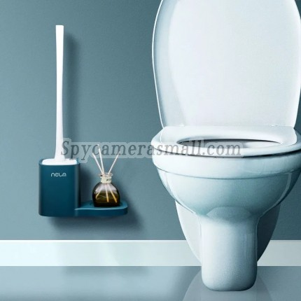 Bathroom Hidden Brush Spy Camera DVR Support TF card capacity up to 32GB DVR(MOTION DETECION)
