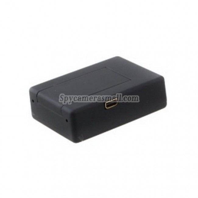 Eavesdropping Device Spy Audio Bug with GSM Mobile Phone SIM Card Slot - Mini Audio Bug with GSM SIM card