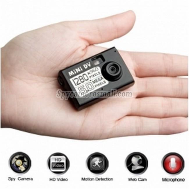 spy equipment products - Mini HD Spy Camera with Motion Sensor