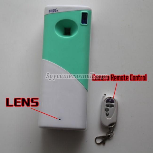 Lufterfrischer-Spionagekamera Full HD 32G DVR 1080P mit bewegungsmelder besten spionkamera