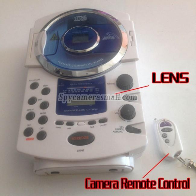 Radio-spycams 2016 Wasserdicht Full HD 16G DVR 720P mit bewegungsmelder besten spionkamera
