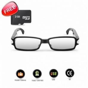 spy camera expert - Spy Glasses With Hidden HD Camera