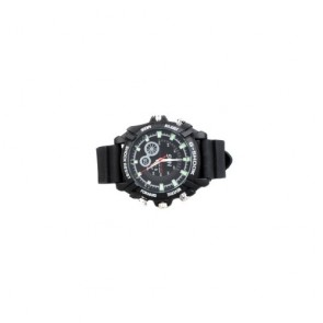 HD hidden Spy Watch Camera - HD IR Night Vision Wristwatch Camera With 16GB Memory Spy Watch Camera DVR