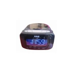 hidden Spy Clock Cameras - RCA CD Clock Radio Hidden HD Spy Camera 1280X720 16GB