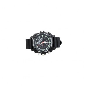 hidden Spy Watch Cameras - Sports Watch with Web camera + Digital Video Recorder (4GB)