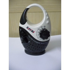 spy camera expert - Waterproof Bathroom Radio Hidden HD Spy Camera DVR 32GB
