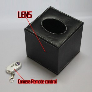 HD Tissue Box Spy Camera For Bedroom Hidden HD Pinhole Spy Camera 16GB 720P,best Toilet Spy Camera, Bathroom Spy Camera